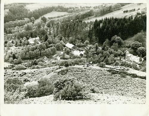 CAT site in the 1970s