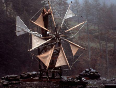 cretan wind turbine