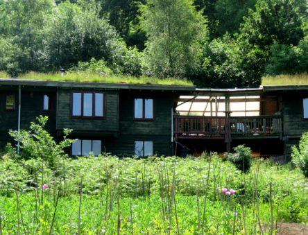 Eco Cabins at Centre for Alternative Technology
