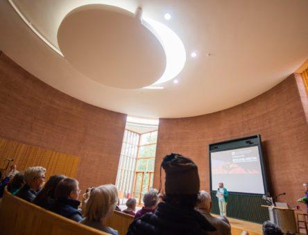Lecture Theatre at CAT Graduate School