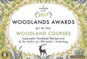 Woodland Awards