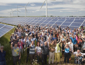 Westmill Solar Farm community energy project